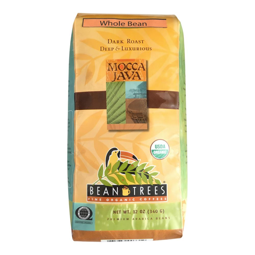 12 oz. Mocca Java Coffee Whole Beans (3-Bags)