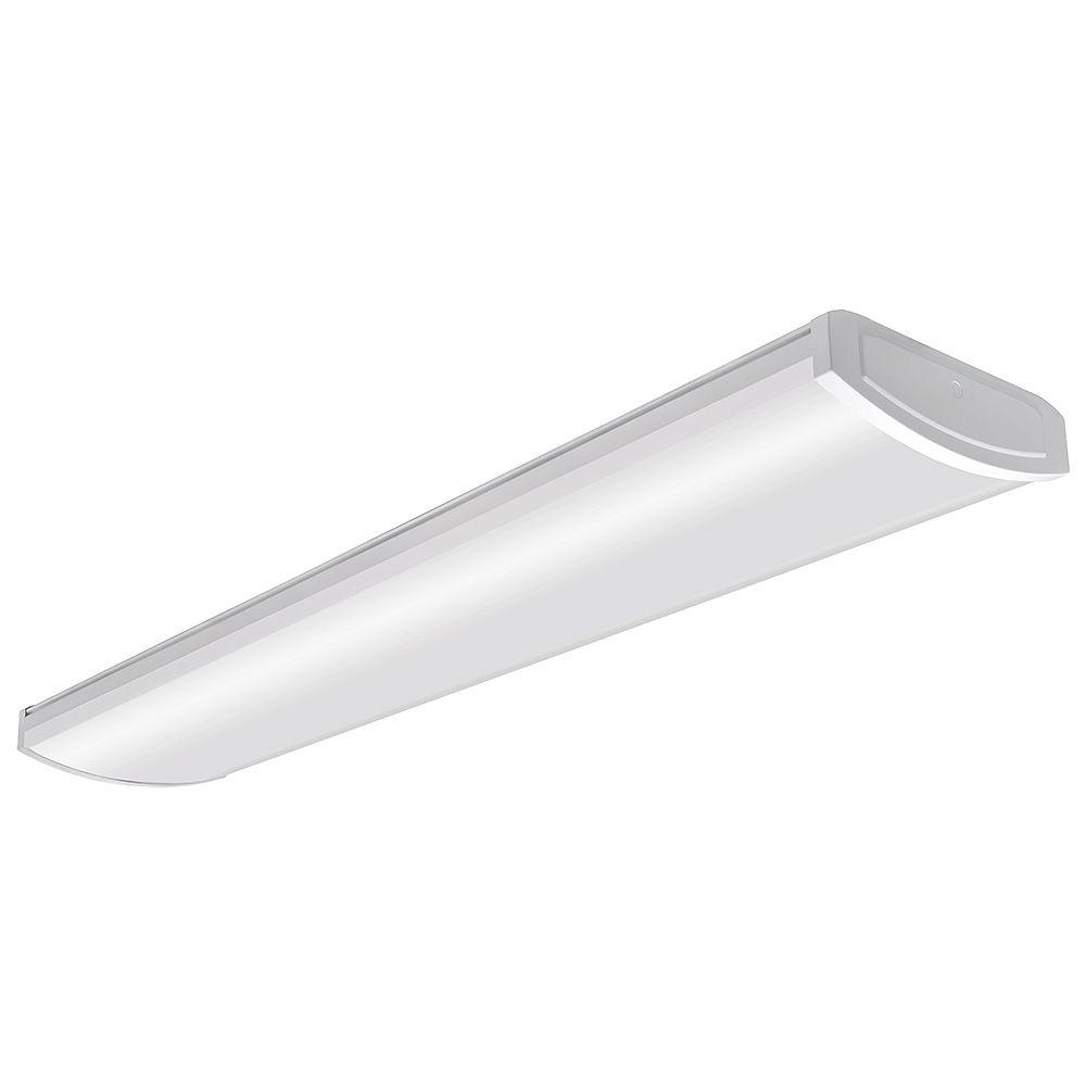 Commercial lighting lighting the home depot 4 ft arubaitofo Image collections