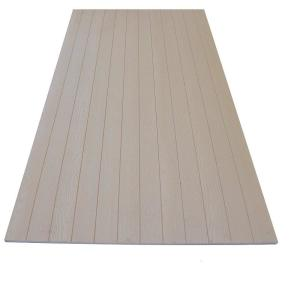 Plytanium Plywood Siding Panel T1-11 8 IN OC (Common: 19/32 in. x ...