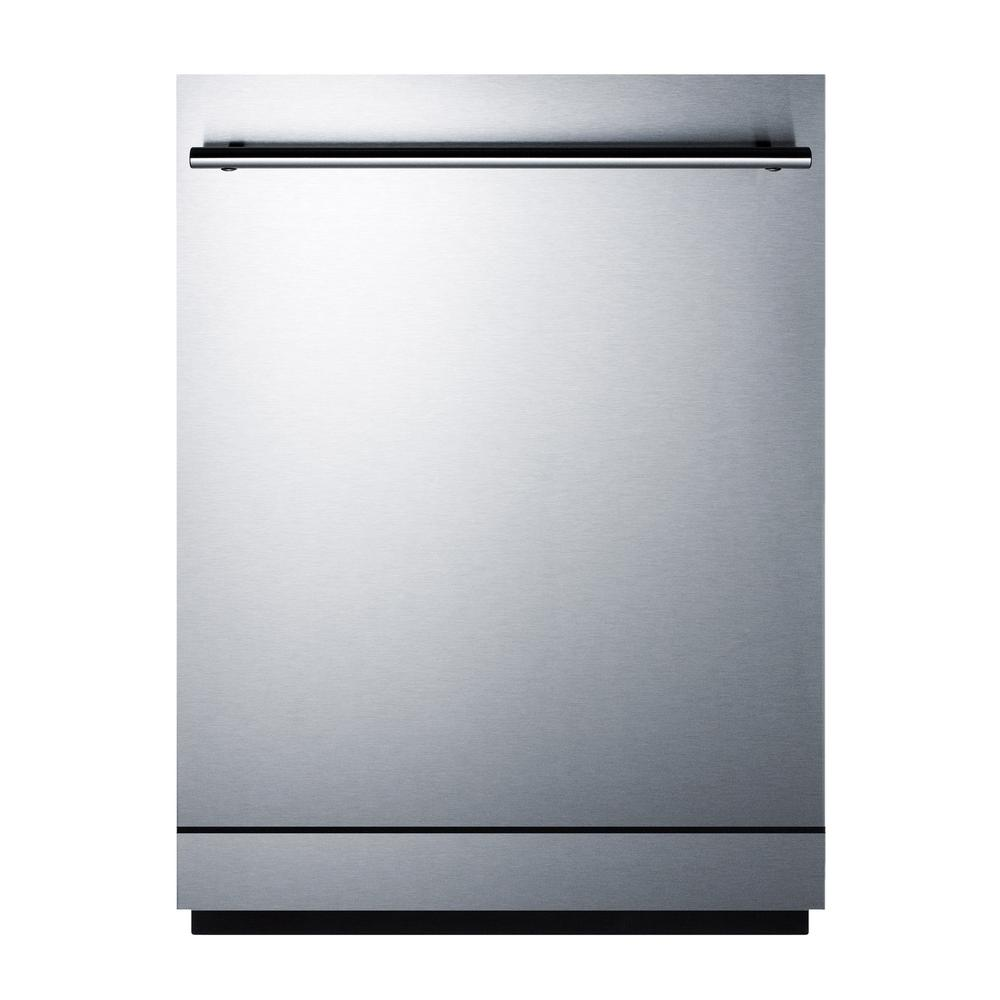 summit appliance 24 in top control dishwasher in stainless steel rh homedepot com Summit Appliance Parts Dealers Summit Appliance Parts