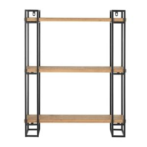 Home Decorators Collection Wall-Mount Bookshelf YX9Z1006-BS