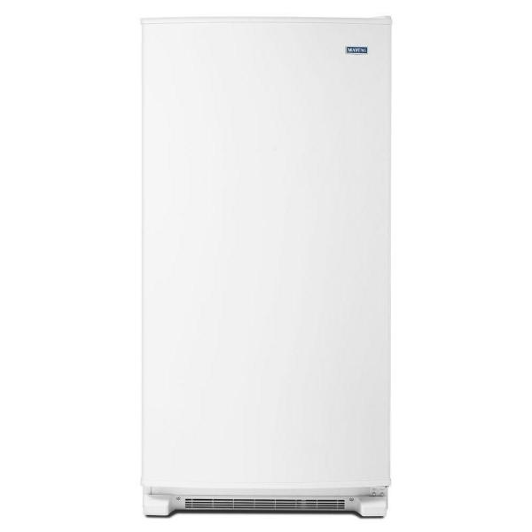Maytag 17.7 cu. ft. Frost Free Upright Freezer in White
