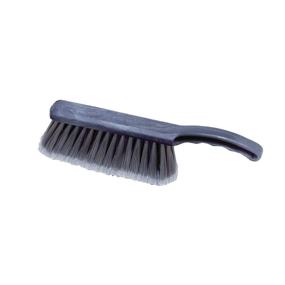 Silver Countertop Brush
