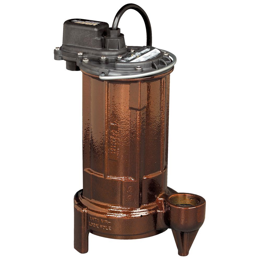Liberty Pumps 280-Series 1/2 HP Submersible Sump Pump-287