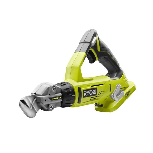 18-Volt ONE+ 18-Gauge Offset Shear (Tool Only)