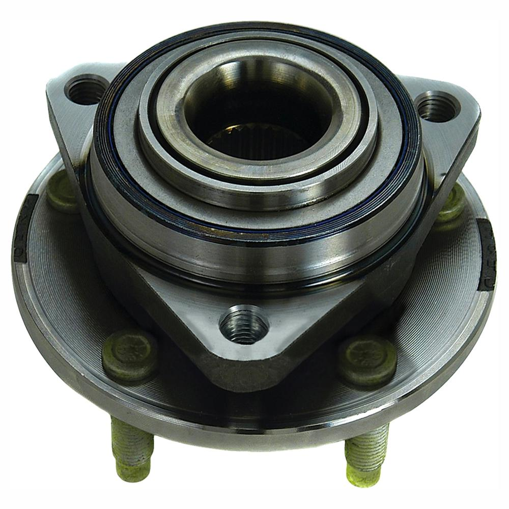 Timken Front Wheel Bearing and Hub Assembly fits 2005-2007 Pontiac G6