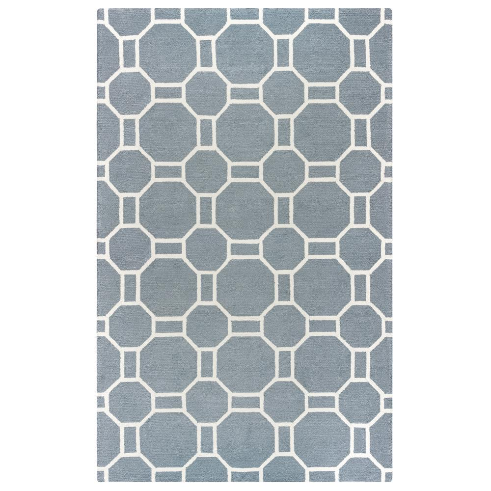 Rizzy Home Azzura Hill Light Grey Geometric 2 ft. x 3 ft. Indoor/Outdoor Area Rug was $26.51 now $10.6 (60.0% off)