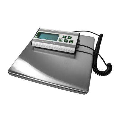 330 lb. Stainless Steel Digital Scale