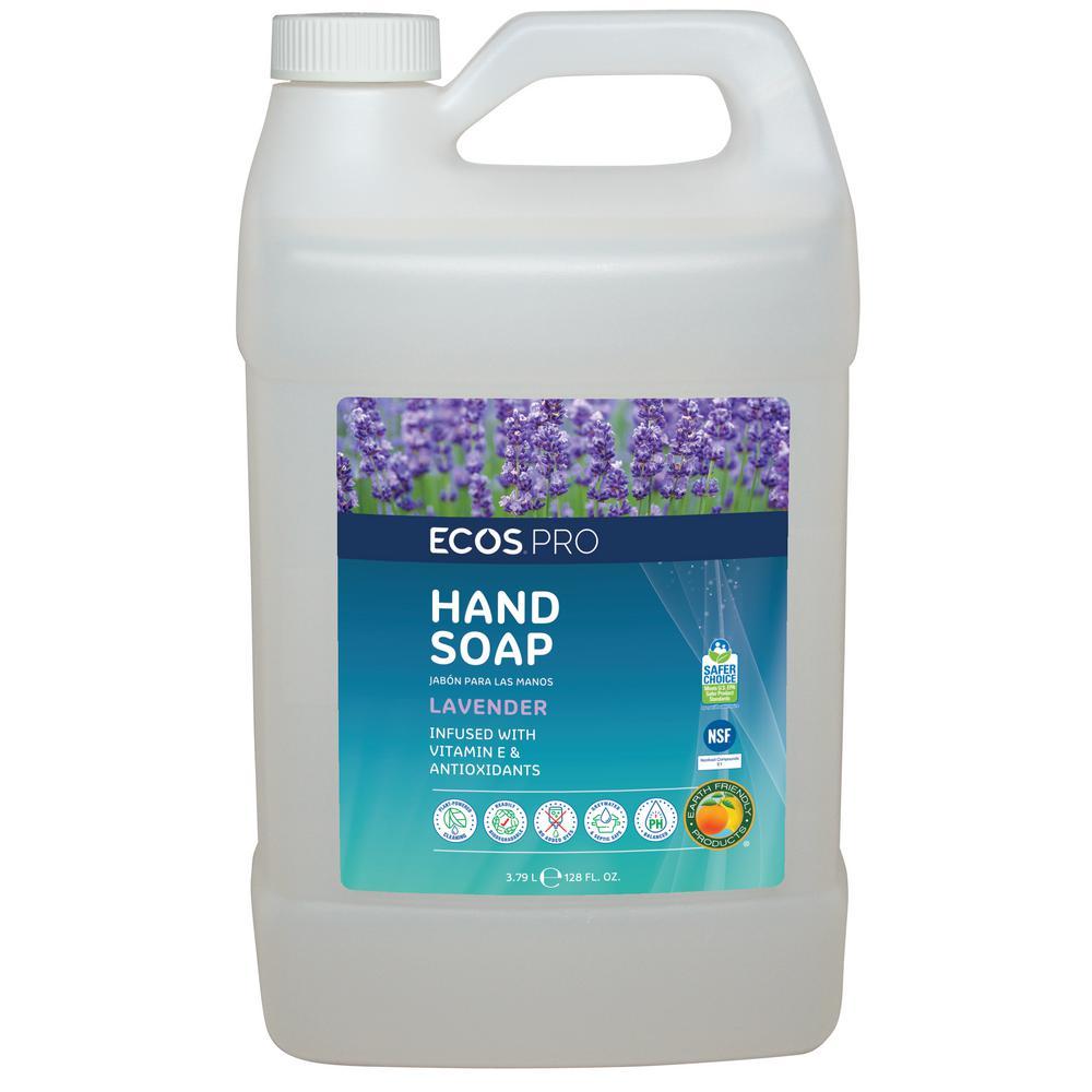128 oz. Lavender Scented Liquid Hand Soap