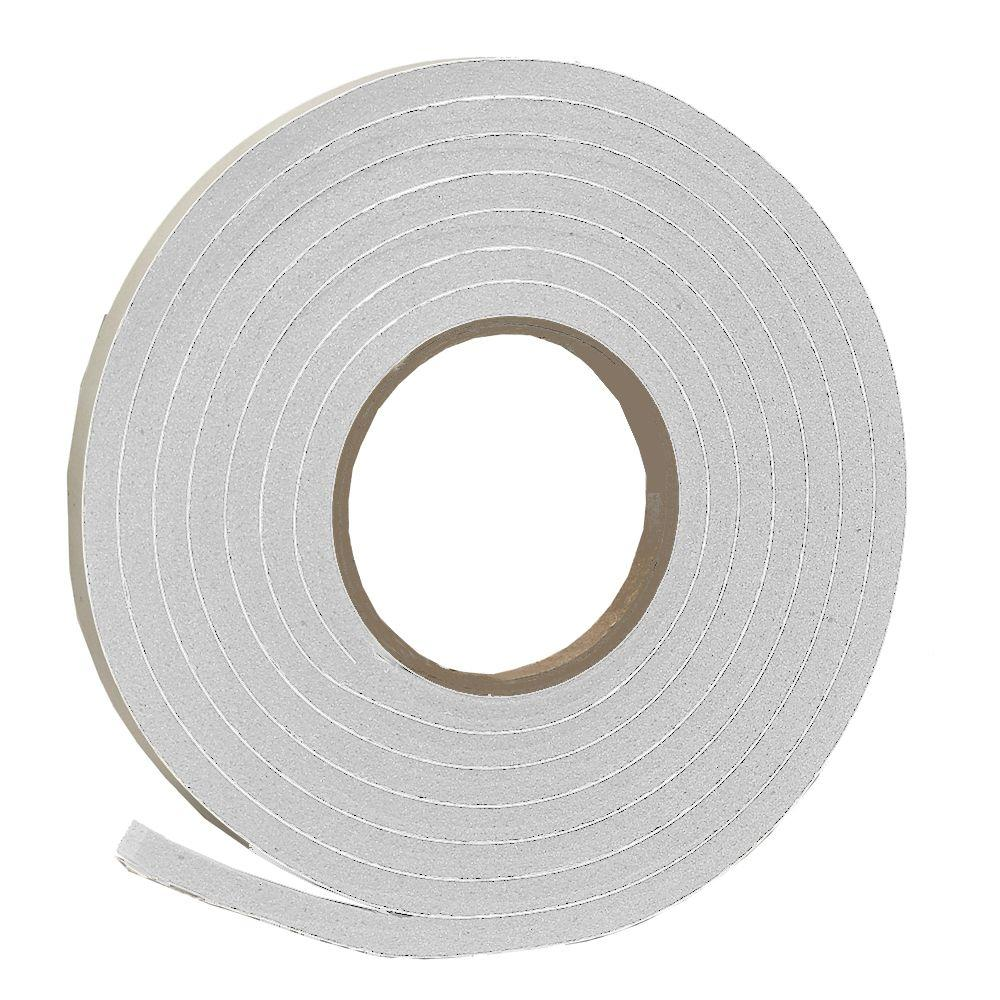 Width 10 Ft 10mm 3//8 x 5//8 inch 15mm 3m Foam Seal Tape Self Adhesive Weather Stripping Insulation Foam Neoprene Weather Stripping Feet Thickness