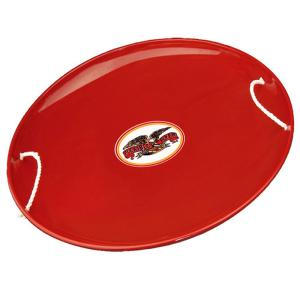 Flexible Flyer 26 inch Steel Saucer Snow Sled by Flexible Flyer