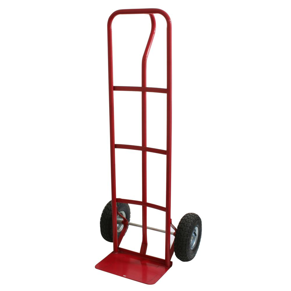 Buffalo Tools 600 Lb P Handle Hand Truck 800906 The