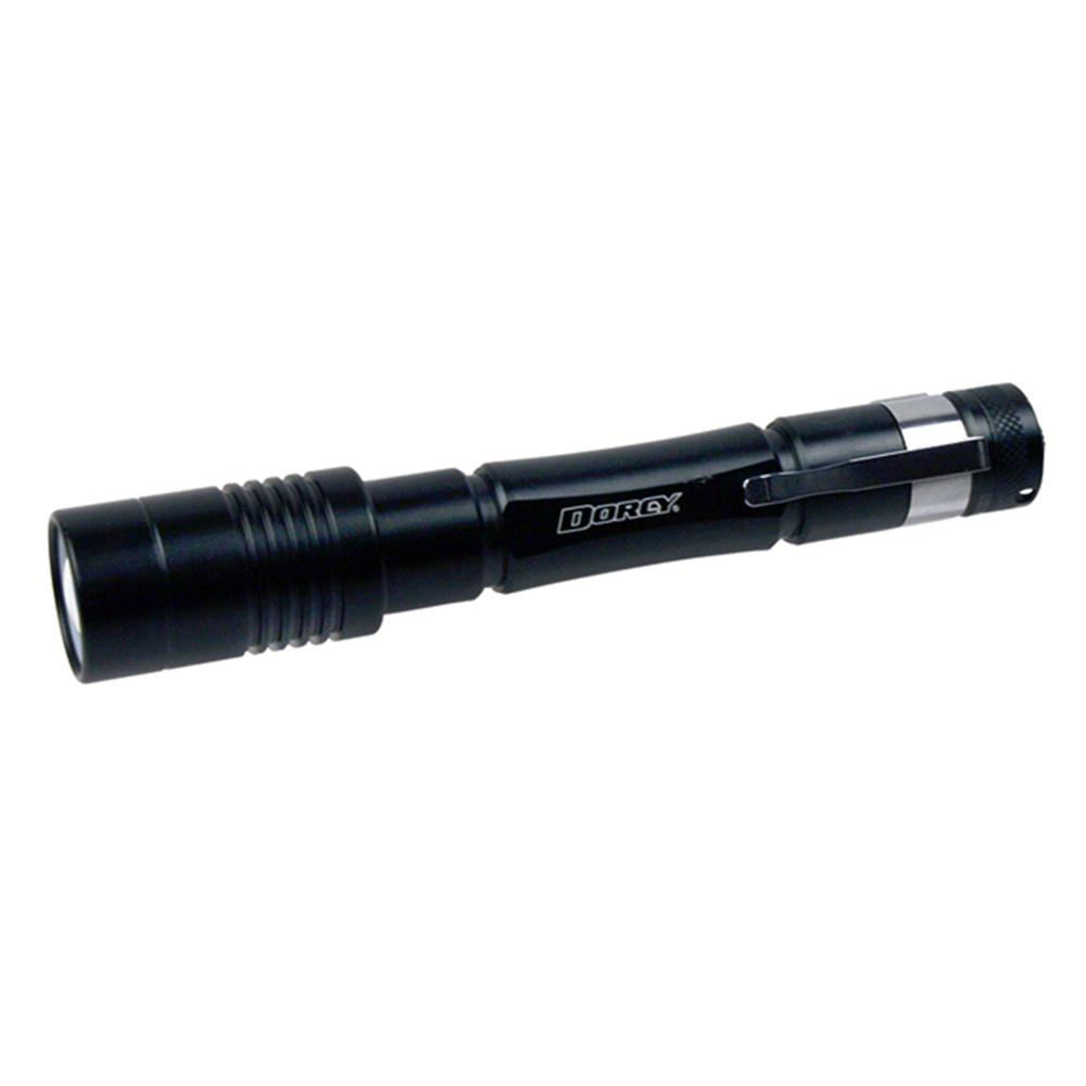 Pro Series 300-Lumen 2 AA Aluminum Slide Focus Flashlight with Z