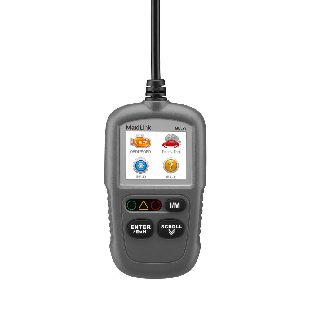 ML329 OBDII Code Reader