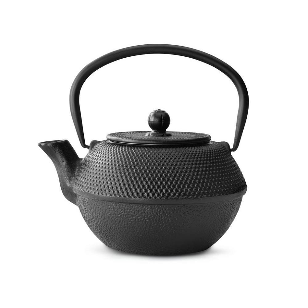 37 fl oz. Black Jang Teapot