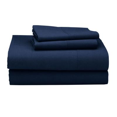Classic 210-Thread Count Percale Sheet Set