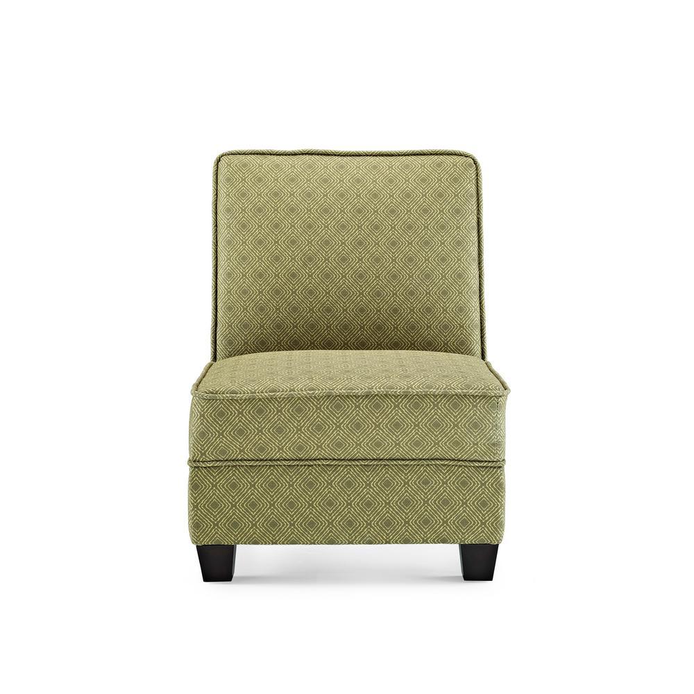 Ryder Jungle Gigi Accent Chair Ac Ry Gig Jg The Home Depot