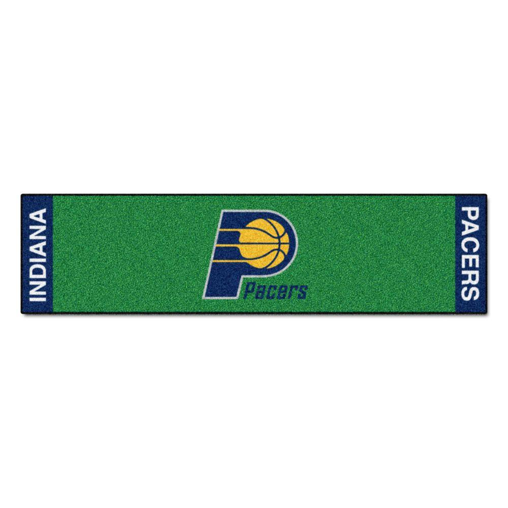 Fanmats Nba Indiana Pacers 1 Ft 6 In X 6 Ft Indoor 1