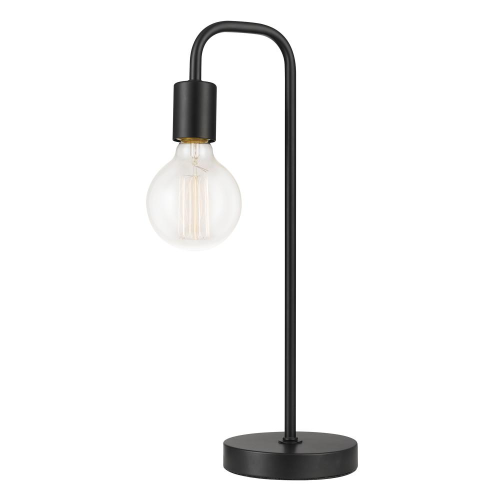 Globe Electric Holden 18 in. Black Table Lamp