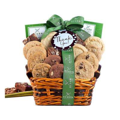 Baked Cookie and Brownie Gift Box