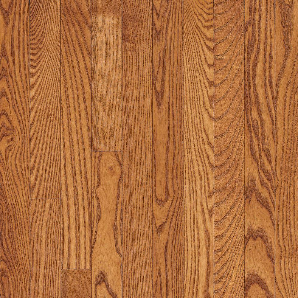 Eddington Butterscotch White Ash Solid Hardwood Flooring - 5 in. x 7 in. Take Home Sample