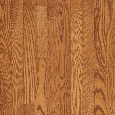 Eddington Butterscotch White Ash Solid Hardwood Flooring - 5 in. x 7 in. Take Home Sample