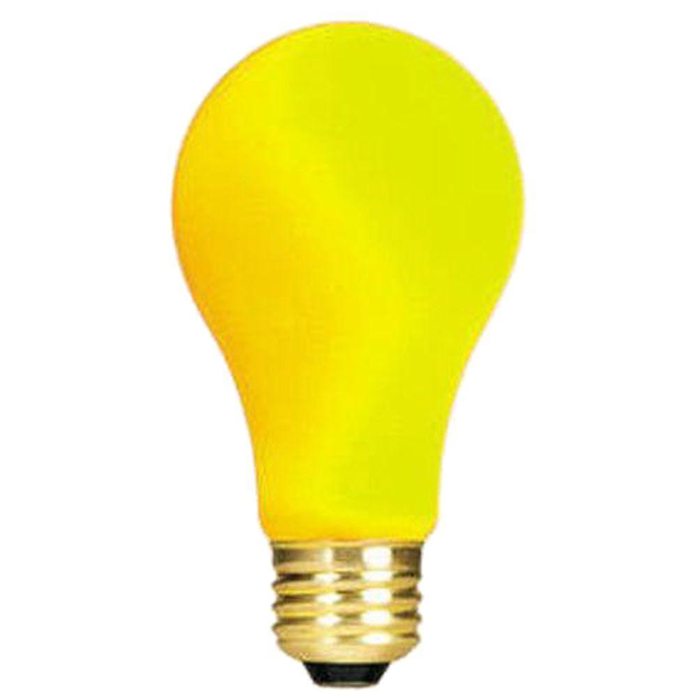 Bulbrite 60-Watt Incandescent A19 Light Bulb (25-Pack)