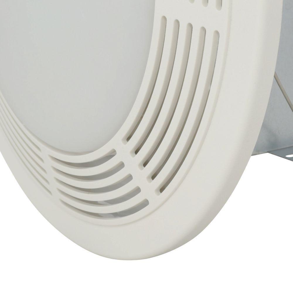 Ceiling Bathroom Exhaust Bath Fan With Light Ventilation