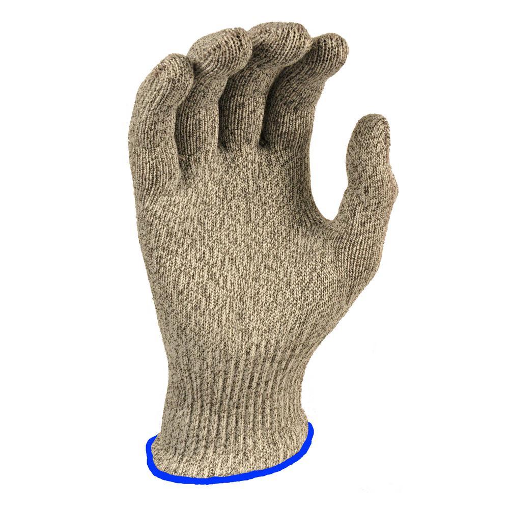 CutShield Large Grey Classic Cut and Slash Resistant Gloves