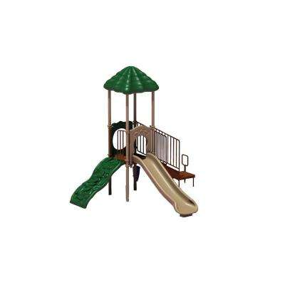 UPlay Today South Fork Natural Commercial Playground Playset