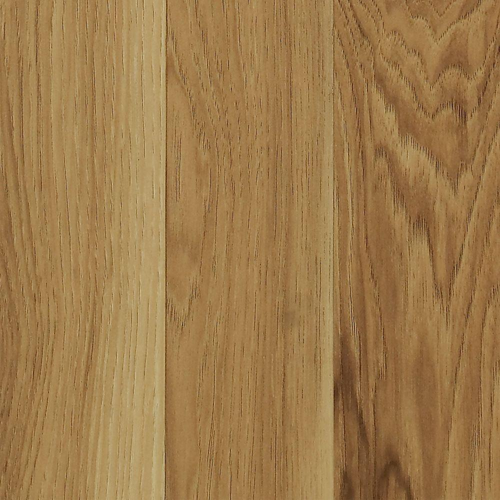 Shaw Native Collection Natural Hickory 7 mm T x 7.99 in. Wide x 47-9/16 in. Length Laminate Flooring (26.40 sq. ft. / case)
