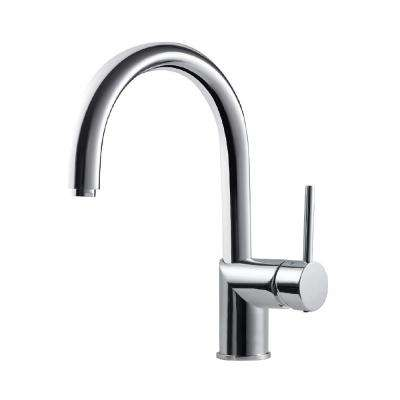 Vitale Single-Handle Bar Faucet in Polished Chrome
