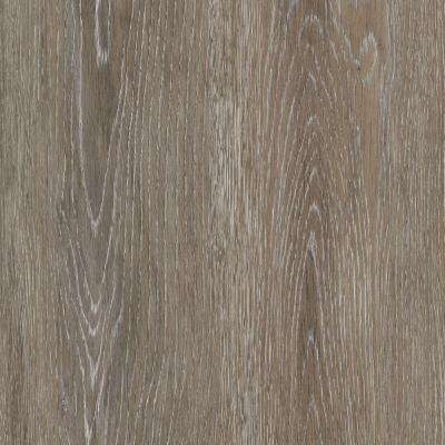 Brushed Oak Taupe 6 in. x 36 in. Luxury Vinyl Plank Flooring (24 sq. ft. / case)