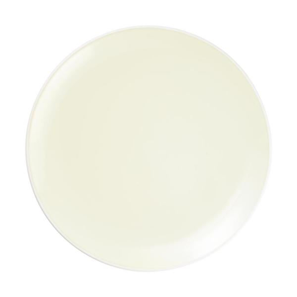 Noritake Colorwave  10.5 in. White Coupe Dinner Plate