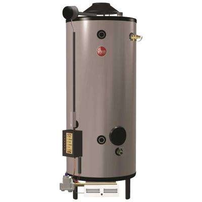 Universal Heavy-Duty 75 Gal. 125K BTU Commercial Natural Gas Tank Water Heater