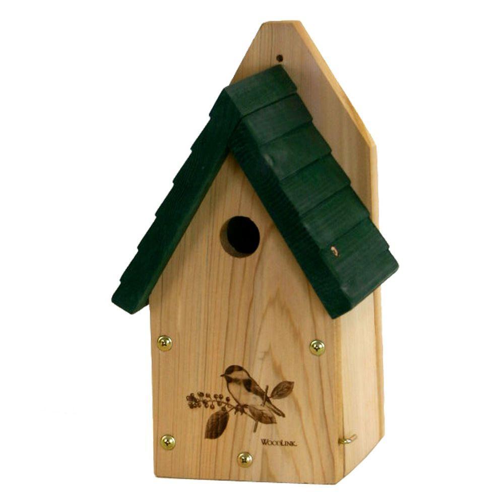 Woodlink Garden Wren And Chickadee Bird House