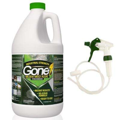 1 Gal. Mold and Mildew Stain Remover