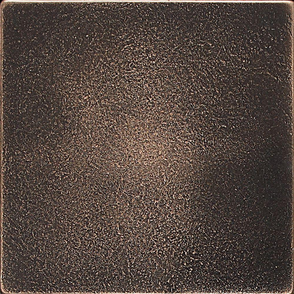 Daltile ion metals antique bronze 4 14 in x 4 14 in composite of daltile ion metals antique bronze 4 14 in x 4 14 in composite of metal ceramic and polymer wall tile im01441p the home depot dailygadgetfo Images