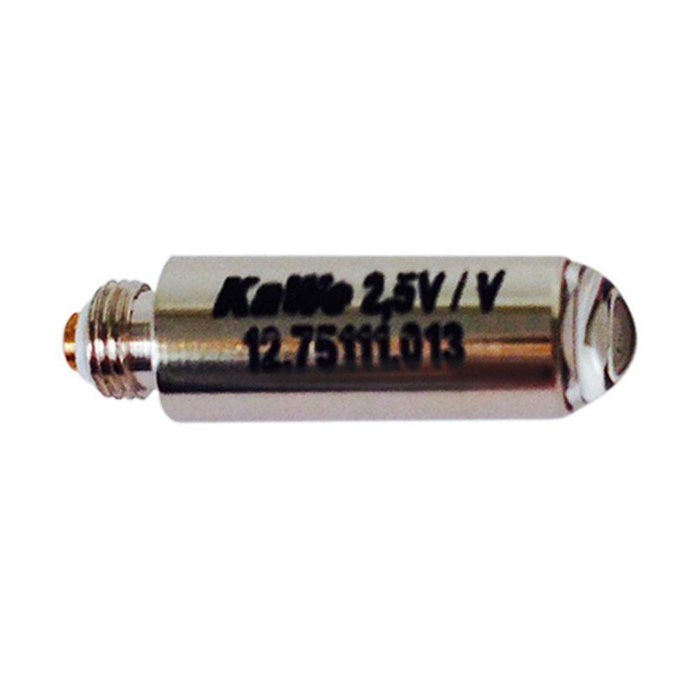 2.5-Volt Replacement Halogen Lamp Bulb for KaWe Standard Otoscope