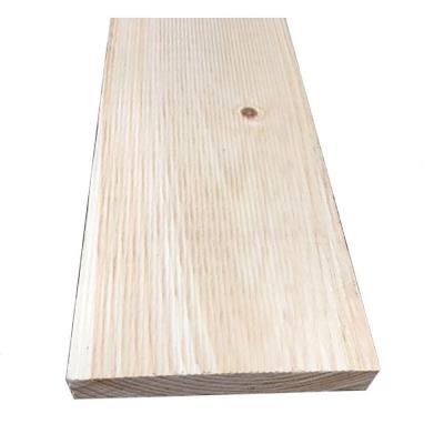 1 in. x 12 in. x 12 ft. S1S2E Standard Band Sawn Eastern White Pine Board