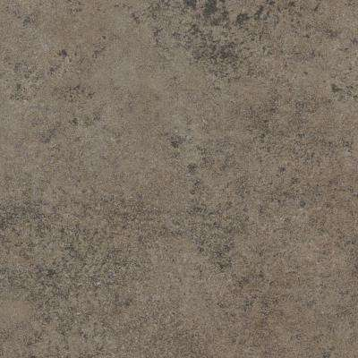 2 in. x 3 in. Laminate Countertop Sample in Green Soapstone with Standard Fine Velvet Texture Finish