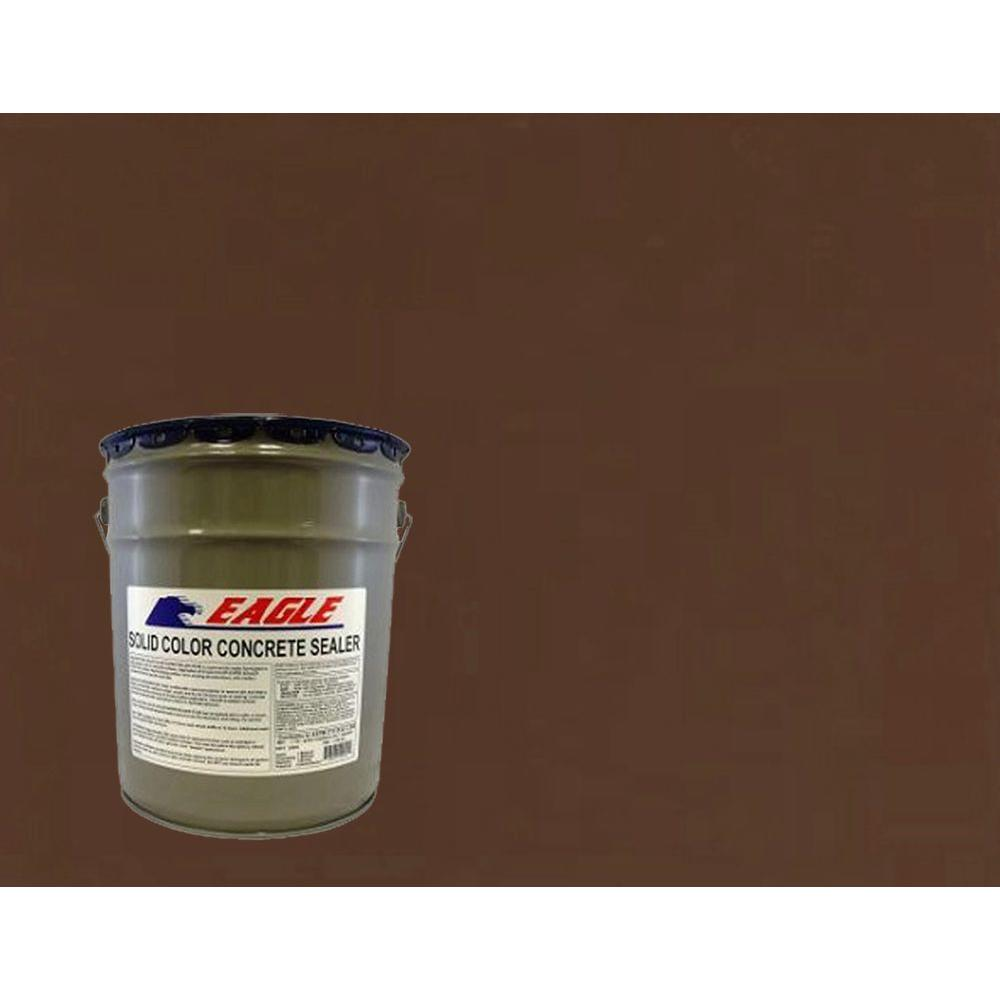 Eagle 5 gal. Terrazzo Tile Solid Color Solvent Based Concrete Sealer