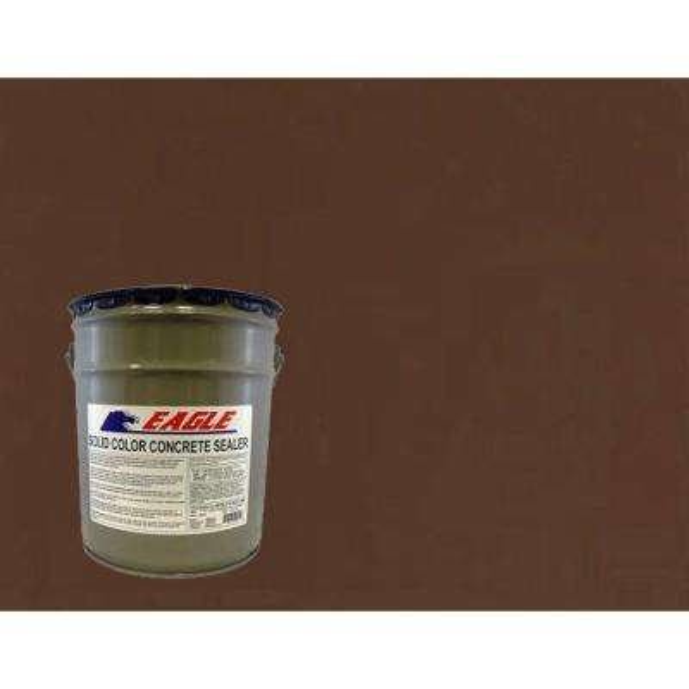 5 gal. Terrazzo Tile Solid Color Solvent Based Concrete Sealer