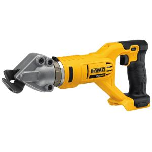 Dewalt 20-Volt MAX Lithium-Ion Cordless 18-Gauge Swivel Head Offset Shears (Tool-Only) by DEWALT