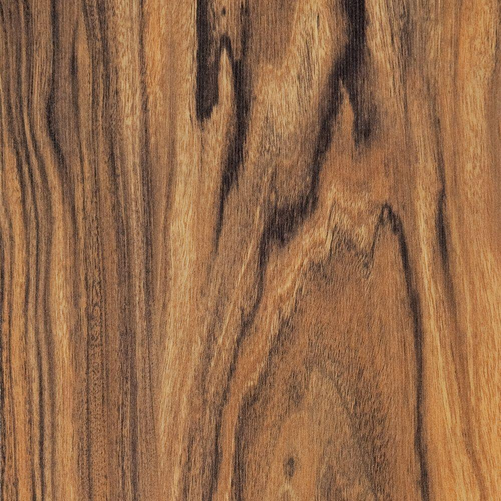 Home Legend Hawaiian Tigerwood 10 mm Thick 7-9/16 in. Wide x 50-5/8 in. Length Laminate Flooring (21.30 sq. ft. / case)