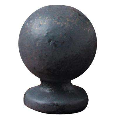 Bronze Iron Sphere Lamp Finial