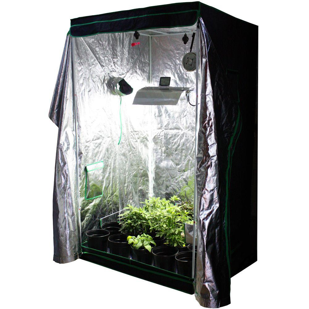 3 ft. x 3 ft. Complete Organic Grow Room