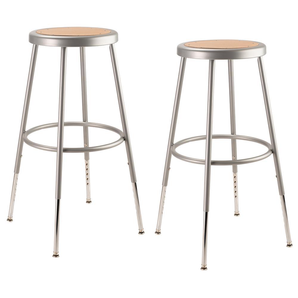 Cool National Public Seating Metal Bar Stools Kitchen Creativecarmelina Interior Chair Design Creativecarmelinacom