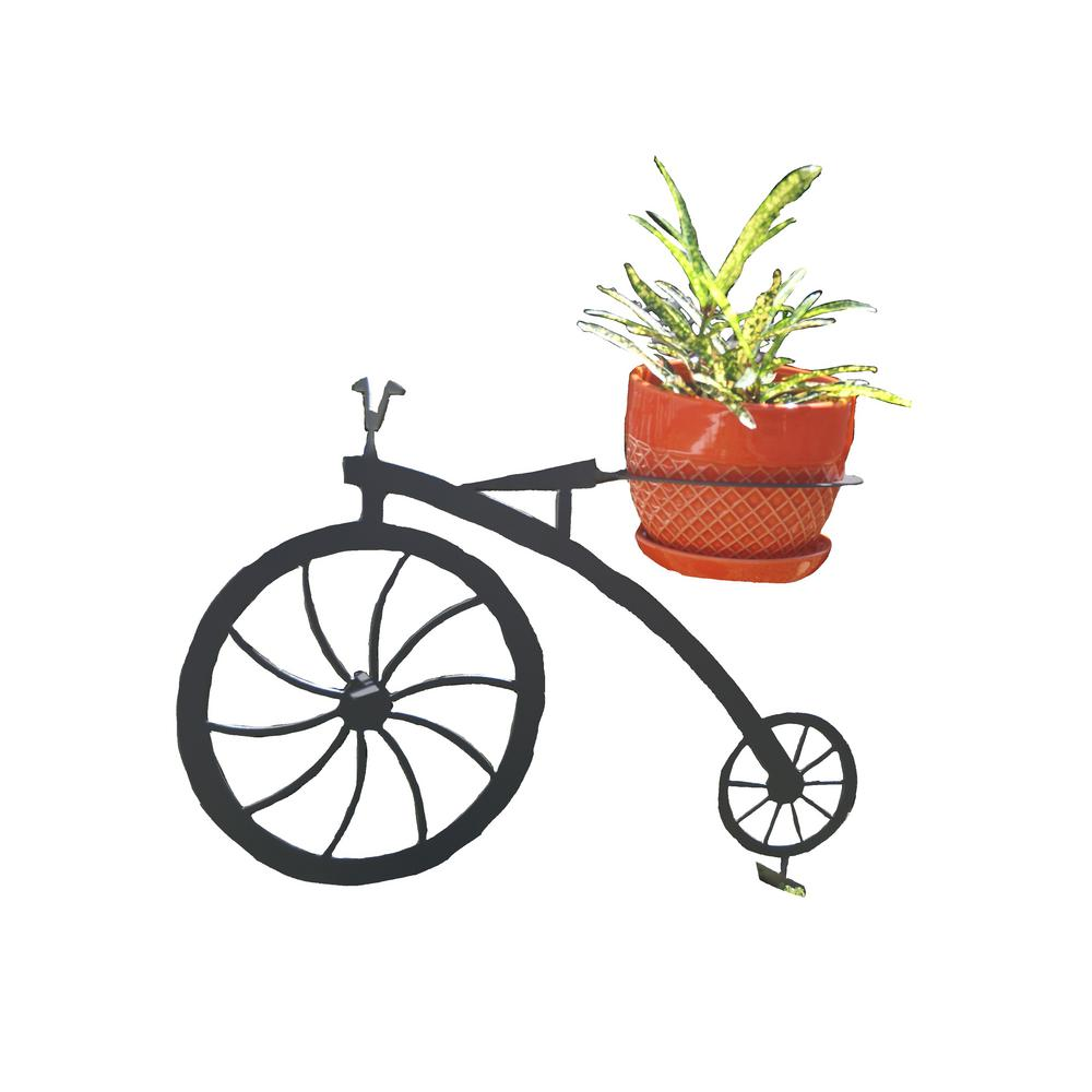 Bicycle Design Lawn Art 15 in. H x 19.3 in. W