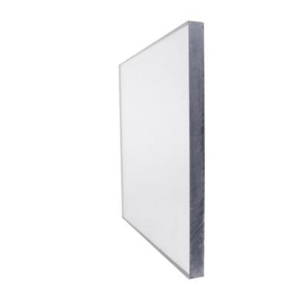 1/2 in. x 24 in. x 48 in. Polycarbonate Sheet (4-Pack)